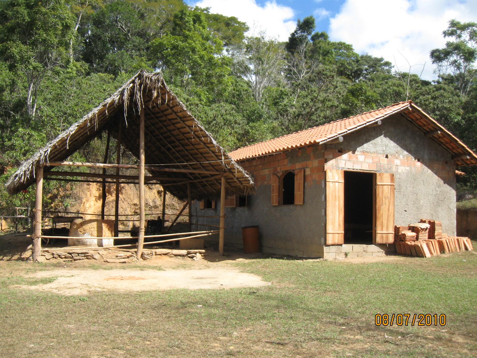 Casa de feitio e sede da AMA LAPINHA. Foto: AMA LAPINHA.