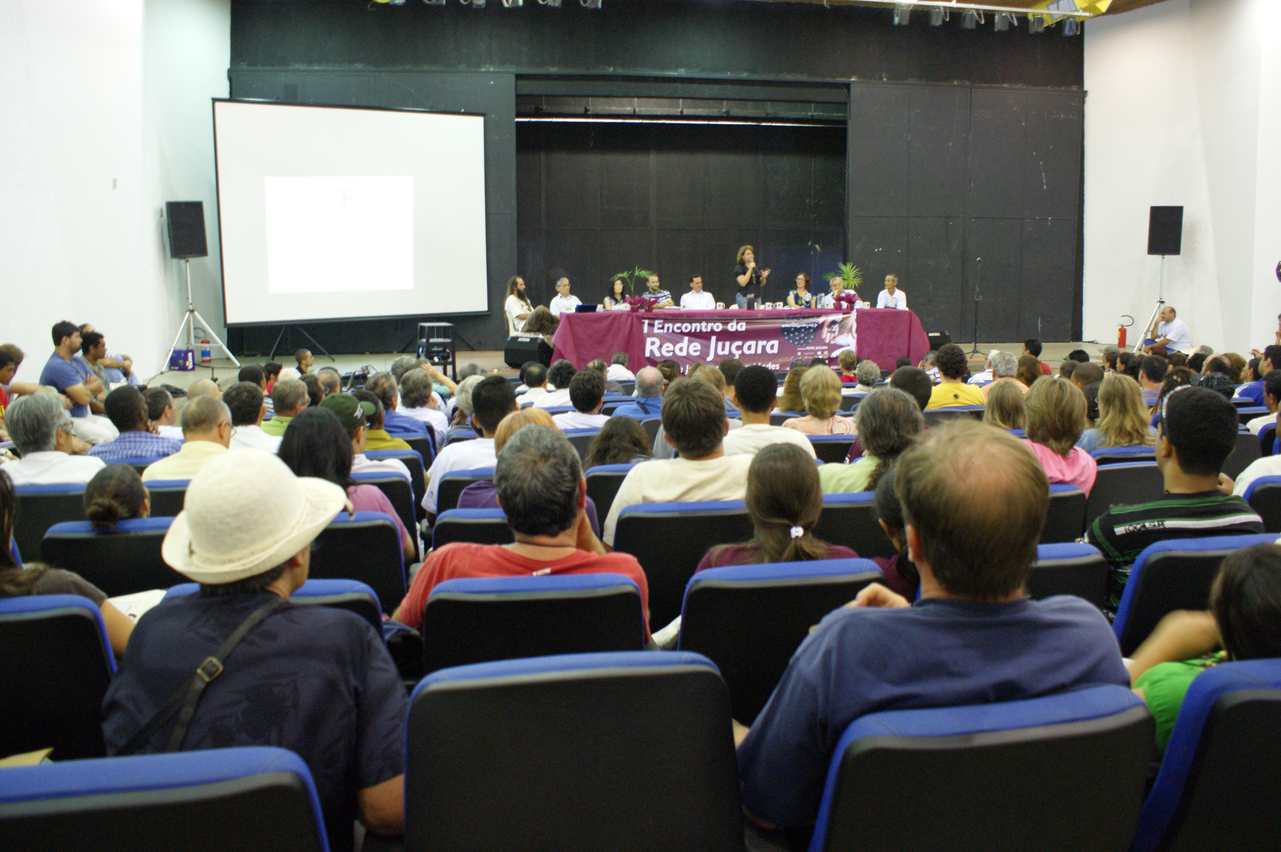 Encontro da Rede Juçara (Foto: Coletivo Catarse).