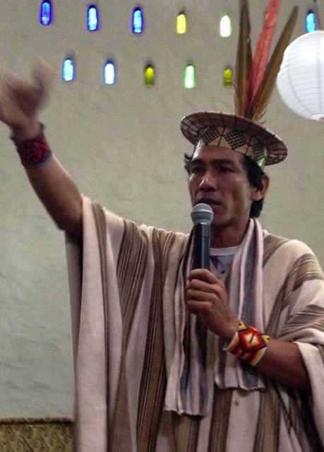 Benki Piyako Ashaninka - Liderança Apiwtxa