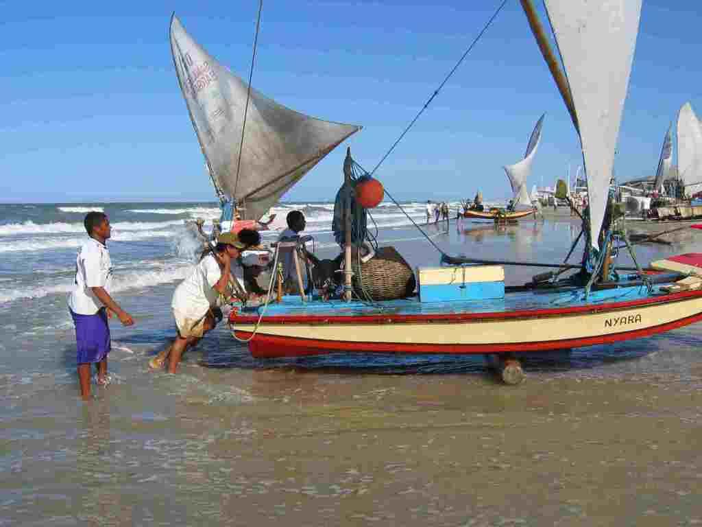 Pescadores tradicionais da região da Prainha do Canto Verde - Ceará (Foto: prainhacantoverde.org)