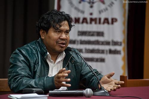 Ronald Suarez (Foto: www.apcbolivia.org)