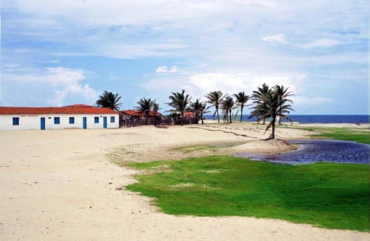 Prainha do Canto Verde - Ceará (Foto: prainhacantoverde.org)