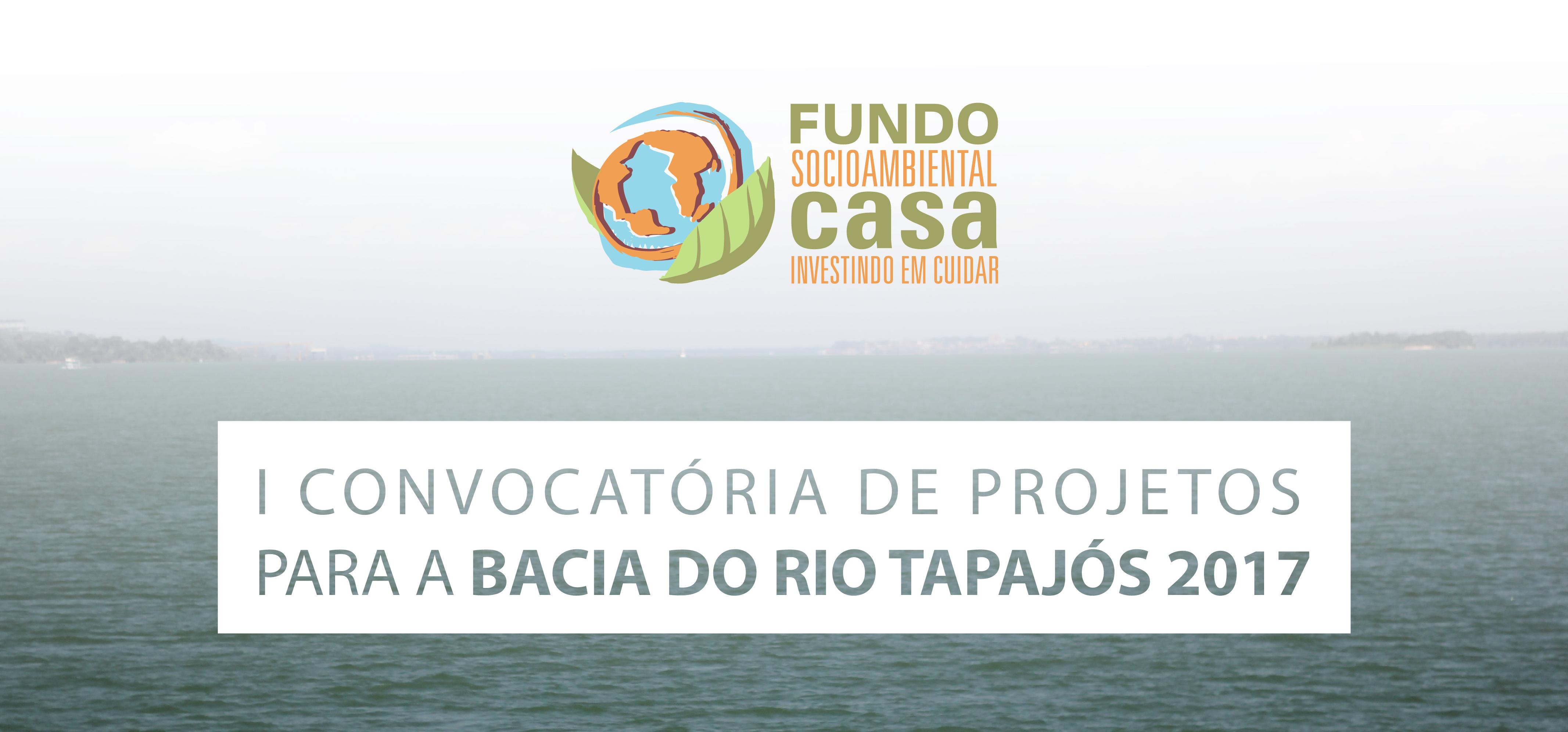convocatória Tapajos 2017-01